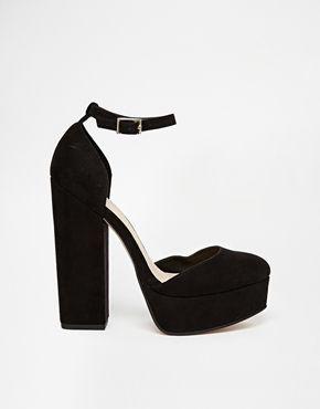 Вечерние туфли   Женская вечерняя обувь на каблуке   ASOS   Базовый ... c26f246a66b