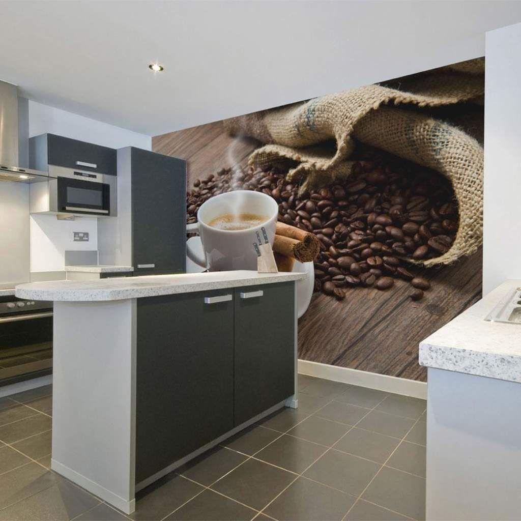 Fototapete Star Anise Coffee 200x154 In 2020 Fototapete Drucktechnik Tapeten