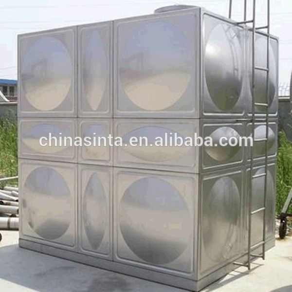 Drinking Water Storage Bolts Stainless Steel Water Tank Steel Water Tanks Water Tank Water Storage