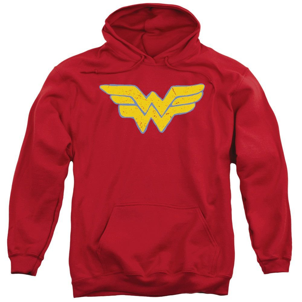 Wonder Woman Rough Hoodie