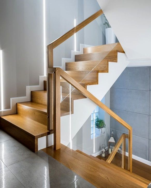 Cool 54 Best Scandinavian Stairs Design Ideas For Your