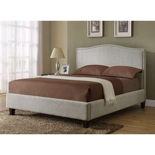 Light Grey Queen Size Bed Monarch Specialties Queen Platform Beds Bedroom Furniture