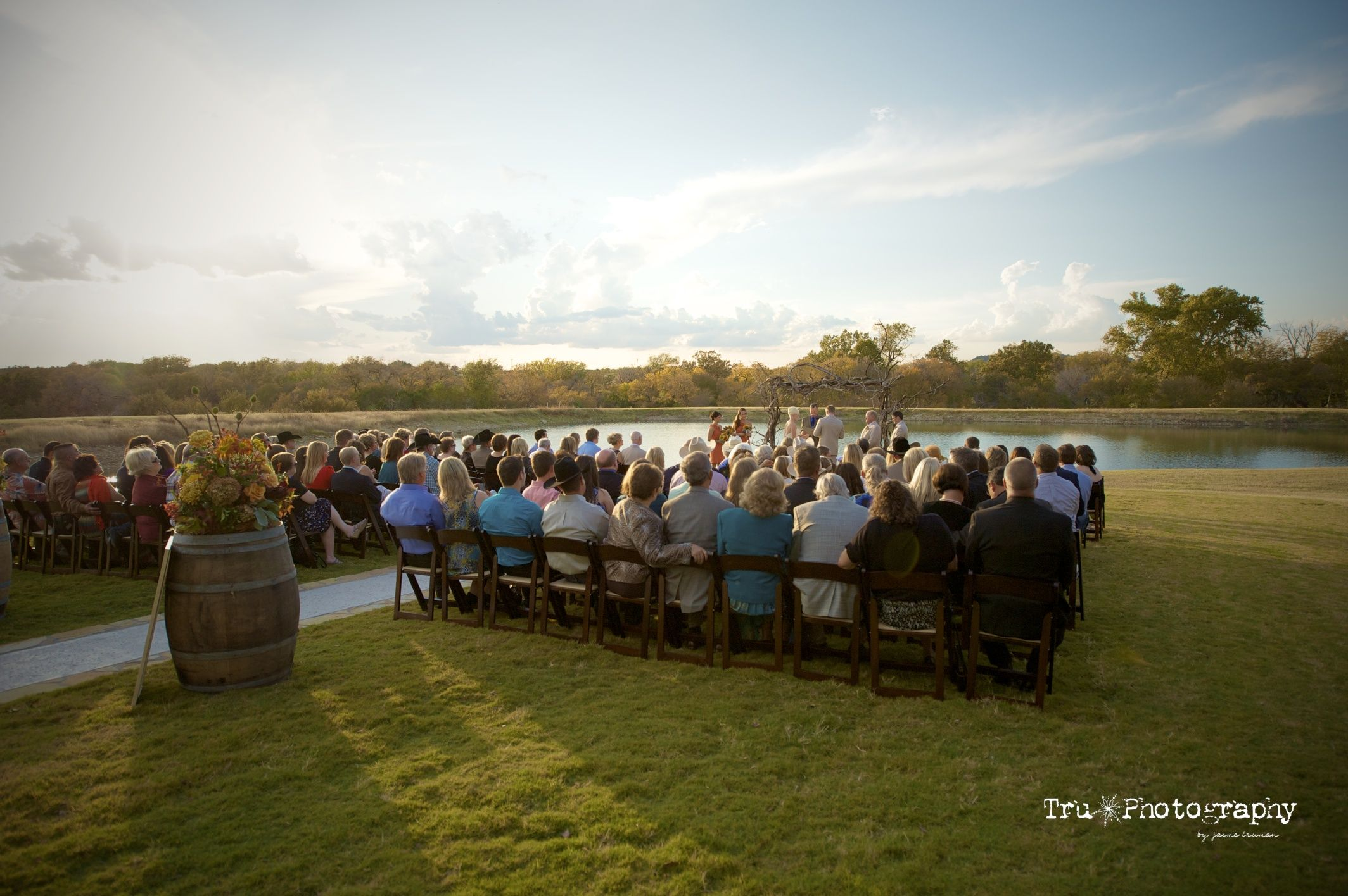 Thistle Springs Ranch October Wedding Less Than 9 Months