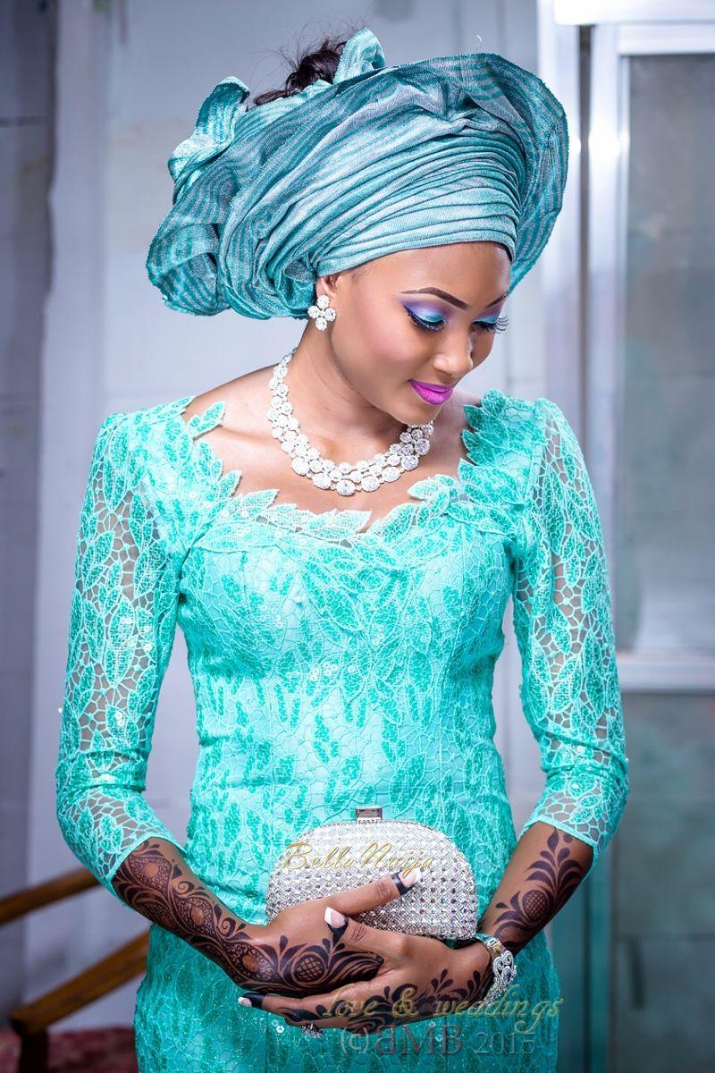 Mimi and Nas Hausa Muslim Wedding in Nigeria ~African fashion ...