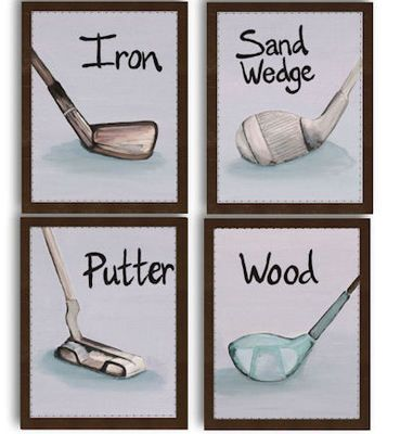 17 Best Images About Golf Bathroom On Pinterest Bathrooms Decor Golf Art And Lake Houses