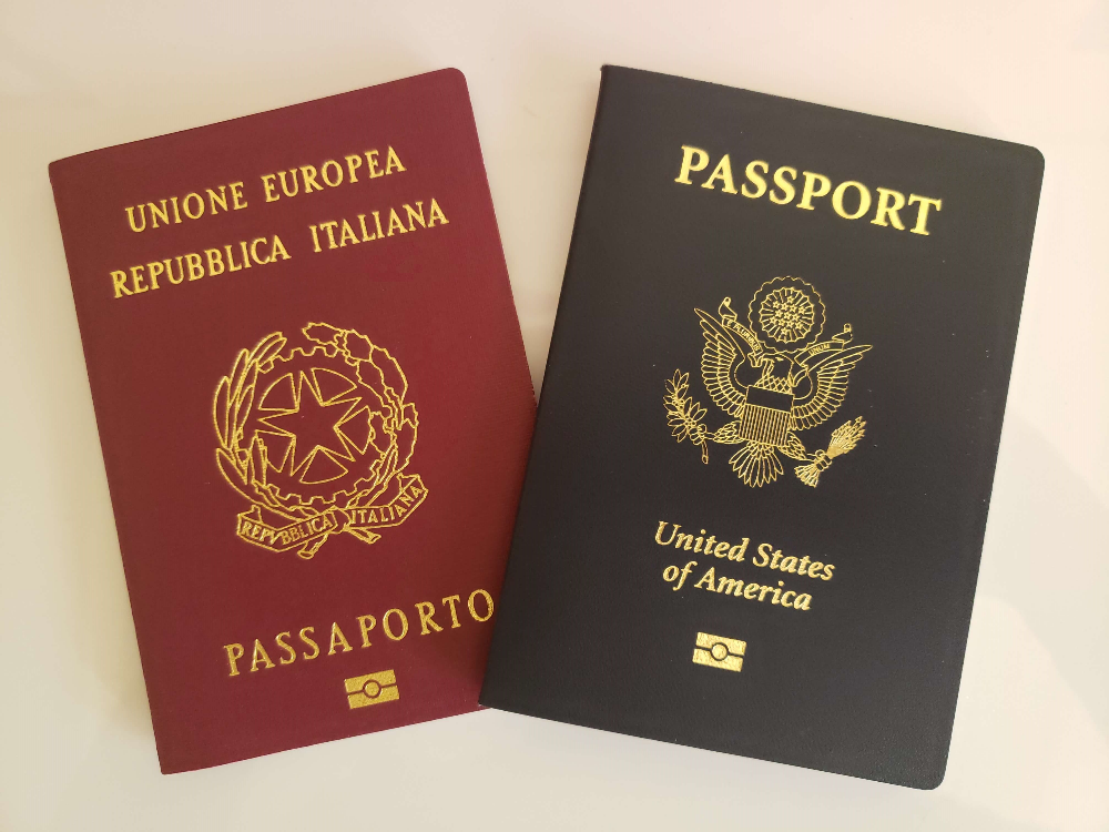 What Makes You Eligible For An Italian Passport Passport Biometric Passport Passport Online