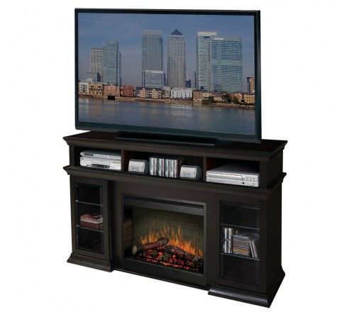 Dimplex Home Page Fireplaces Media Consoles Products Bennett Media Console Fireplace Tv Stand Fireplace Entertainment Center Fireplace Media Console