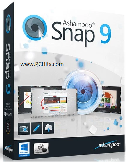 Ashampoo Snap 9 Crack Keygen + Serial Key Full Free Download
