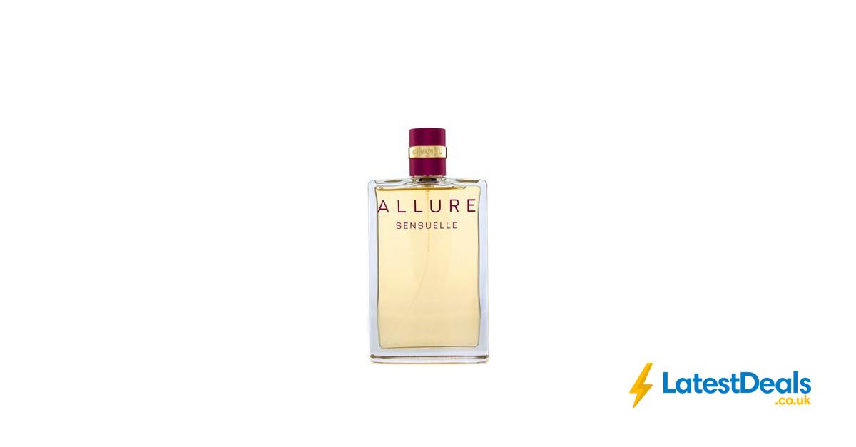 918c21ab70fe Chanel Allure Sensuelle Eau De Parfum Spray 50ml, £67.45 at allbeauty