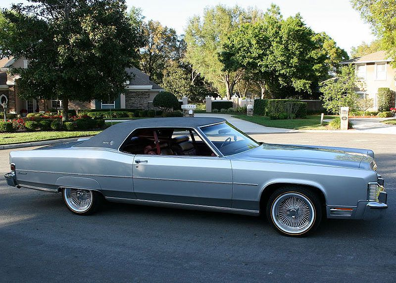 1974 Lincoln Town Coupe | MJC Classic Cars | Pristine Classic Cars …