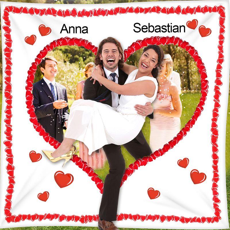 Hochzeitsspiel Hochzeitsherz 2x1 80 M In 2020 Hochzeit Spiele Hochzeitsspiele Puzzle Hochzeit