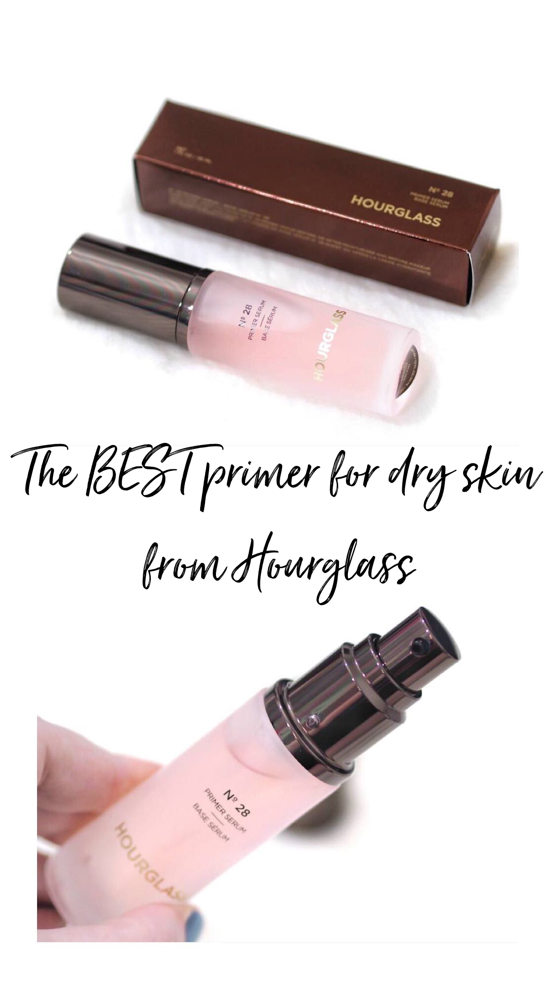 Hourglass No 28 Primer Serum Review is it worth the hype