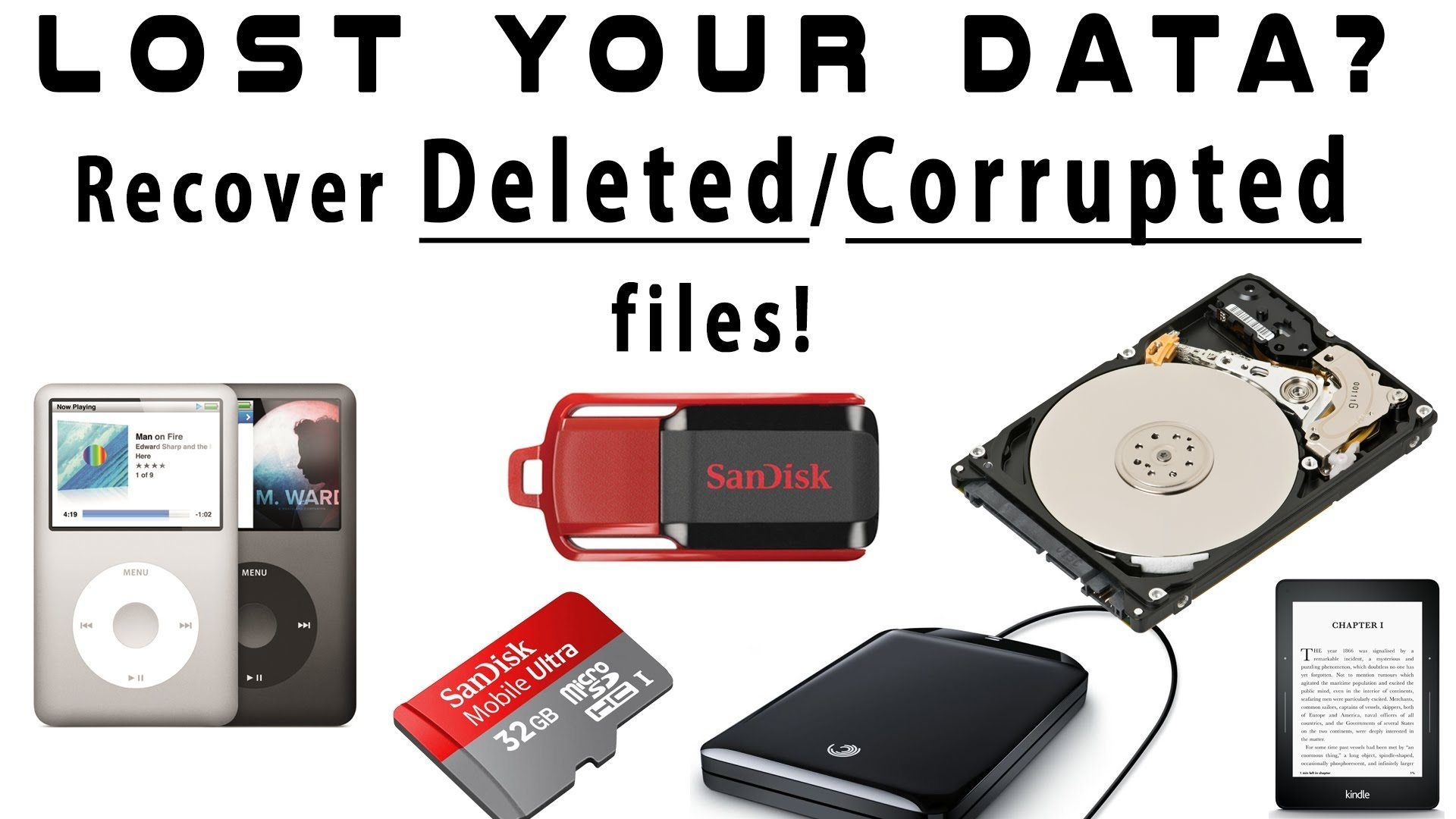 Efficient Method For The Hard Drive Recovery Hard Disk Data