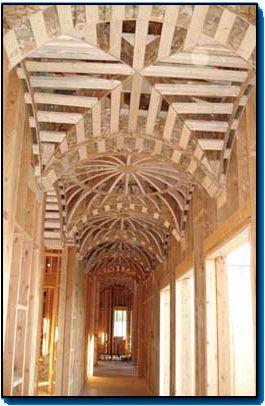 Interior Design Musings On My Mind Groin Vaulted Ceilings Vaulted Ceiling Barrel Vault Ceiling Ceiling Design