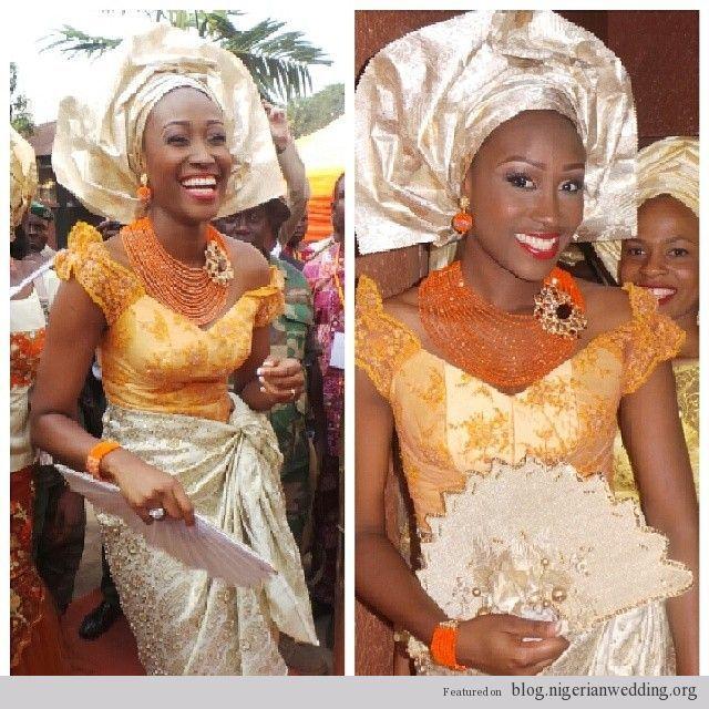 My Nigerian Wedding: Nigerian Traditional Wedding