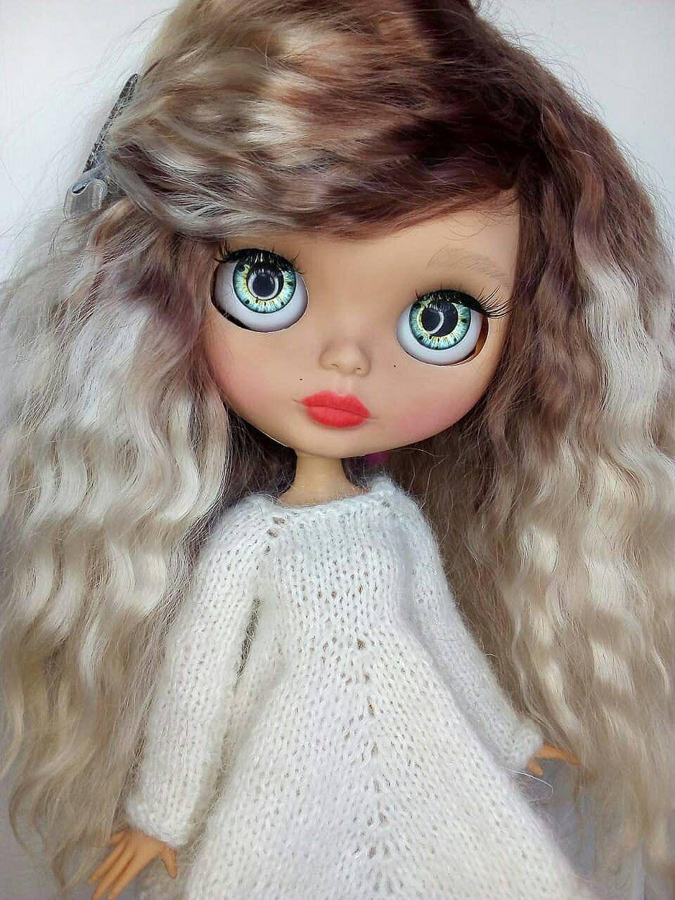 Blythe custom doll #dollcare