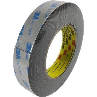 3m Pe Foam Tape Black 8m 1600 Foam Tape Foam Tape