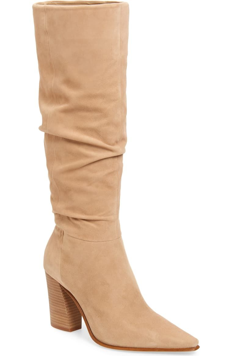 Vince Camuto Derika Leather Boot (Women) | Nordstrom | Leather boots women, Boots, Leather boots