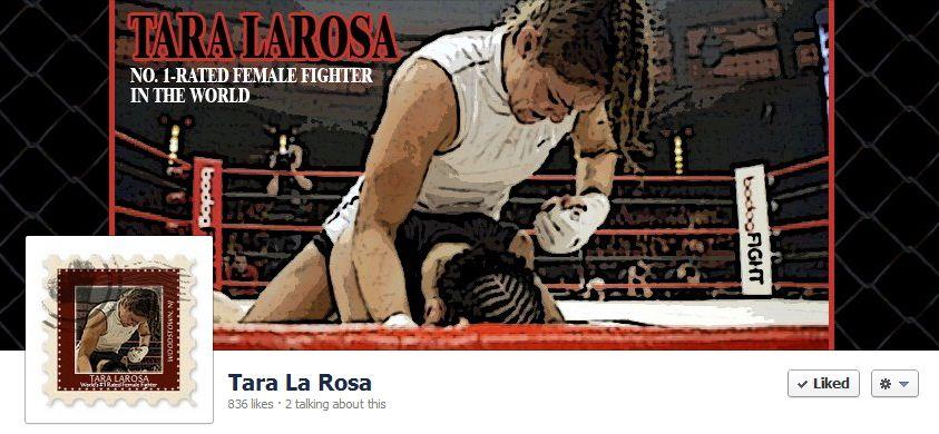 Tara Larosa 1 Female Mma Fighter Female Mma Fighters Mma Women Female Fighter