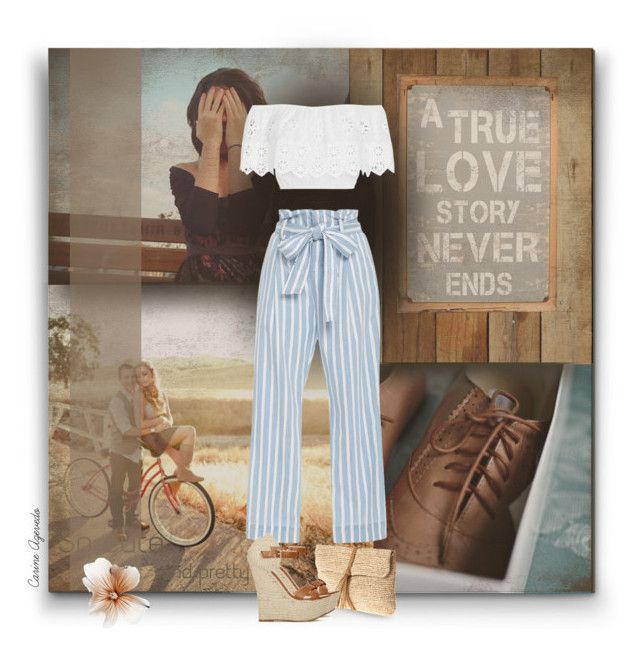 """""""Today... Genuine tragedies in the world are not conflicts between right and wrong. They are conflicts between two rights (Georg Wilhelm Friedrich Hegel)"""" by carineazevedo ❤ liked on Polyvore featuring Made of Me, Poncho & Goldstein, Miguelina, Frame Denim and Hat Attack"""