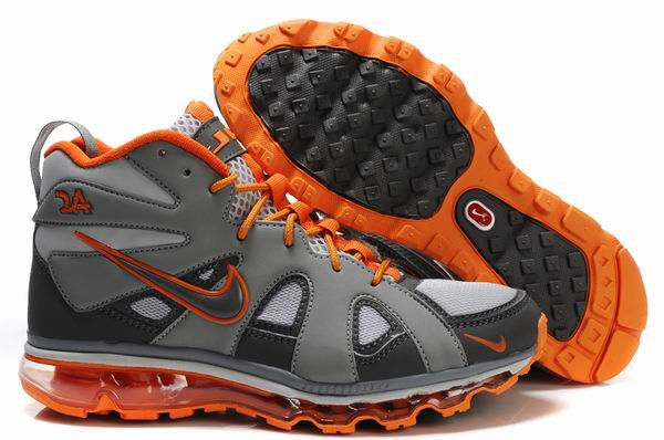 Air Griffey Max Fury Grey Orange  52cc1fc9b