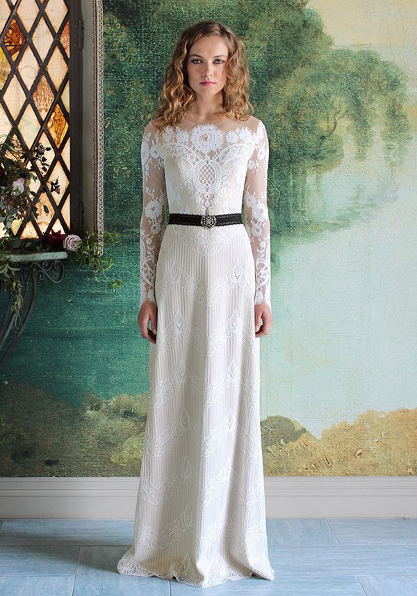 The best wedding dress trends of 2016