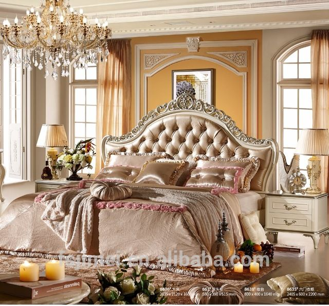 Source Classical Royal Bedroom Furniture Sets On M.alibaba.com
