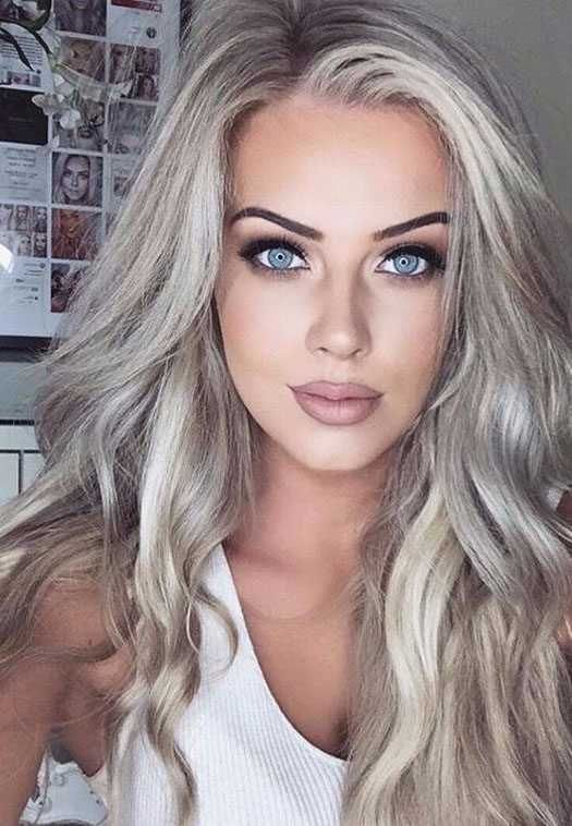 Die Besten Blonde Frisuren & Haarfarben Ideen 2018 Hair Colors