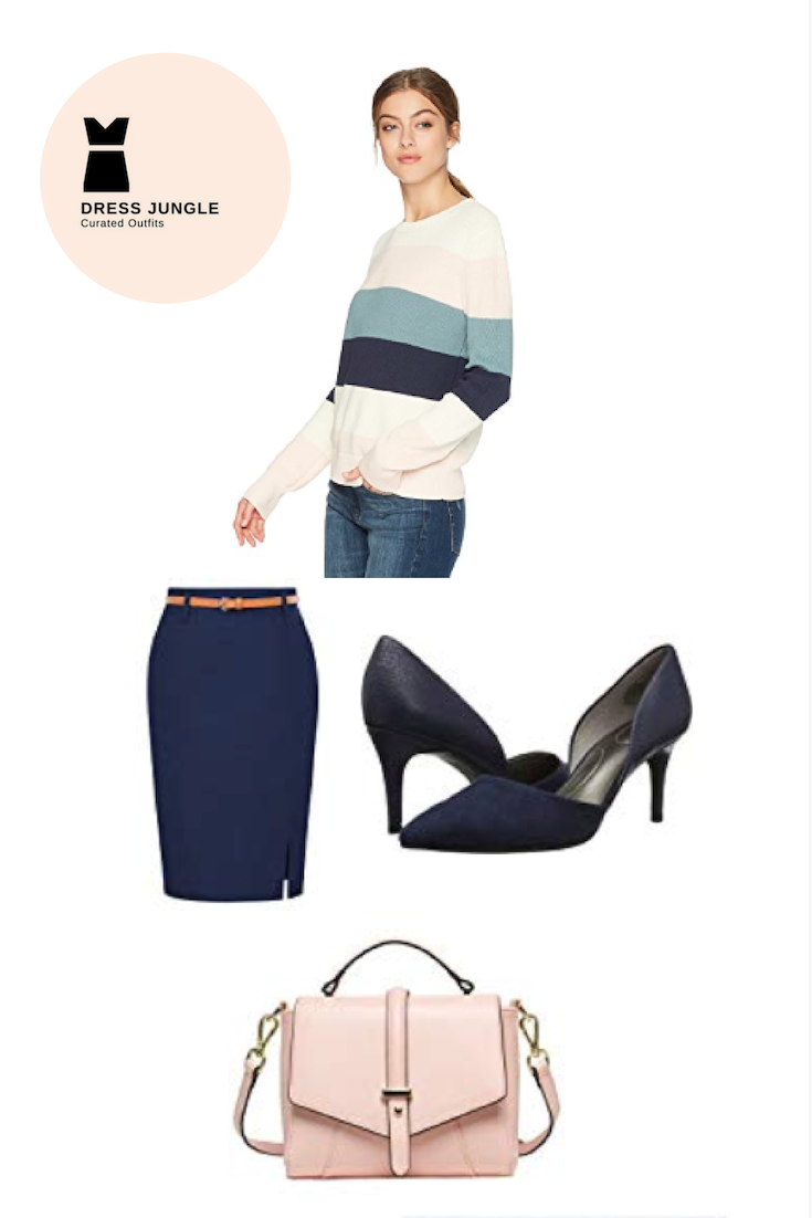 95f4e0c0b61 Curated outfits from Amazon.com! See 3 ways to wear this sweater on  dressjungle