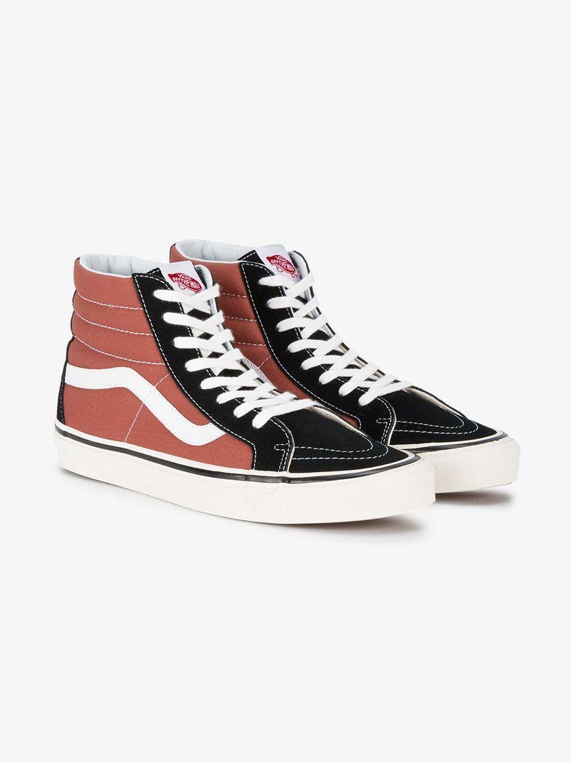 f63d11de7fec VANS SK8-HI 38 DX TRAINERS.  vans  shoes