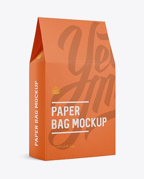 Download Paper Box Mockup Halfside View In Box Mockups On Yellow Images Object Mockups Box Mockup Mockup Free Psd Mockups Templates