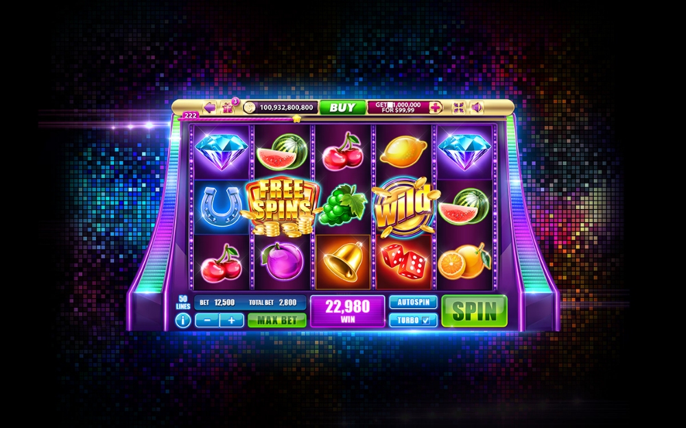 Different Slot Machines On Behance