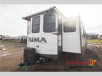 Used 2015 Palomino Puma Destination 39 Bht Destination Trailer At