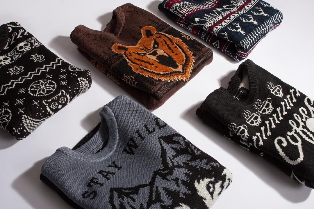 Sweaters by Medooza Apparel