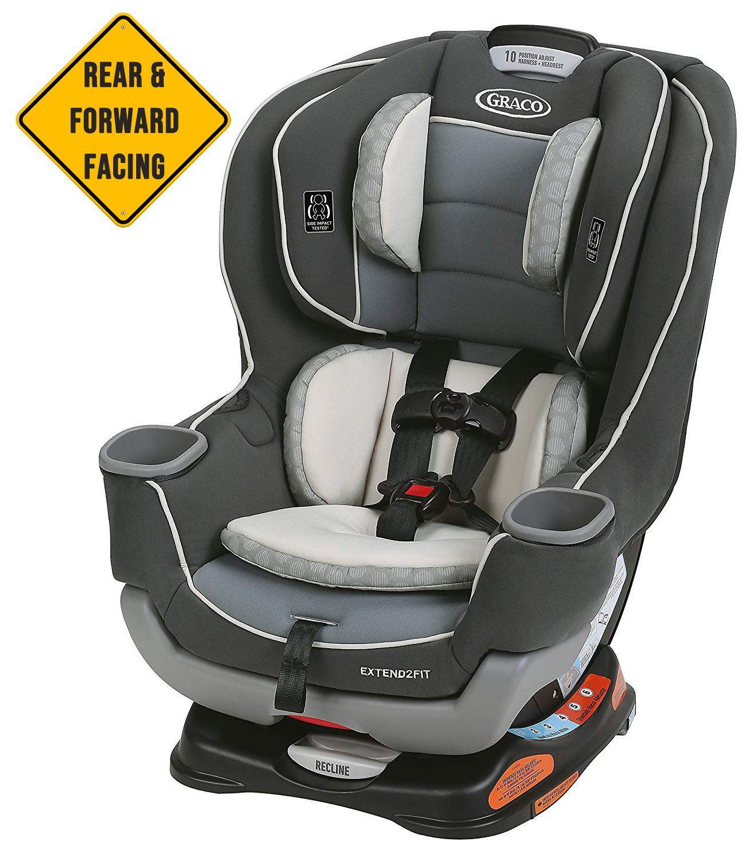 Graco extend2fit convertible car seat car seats