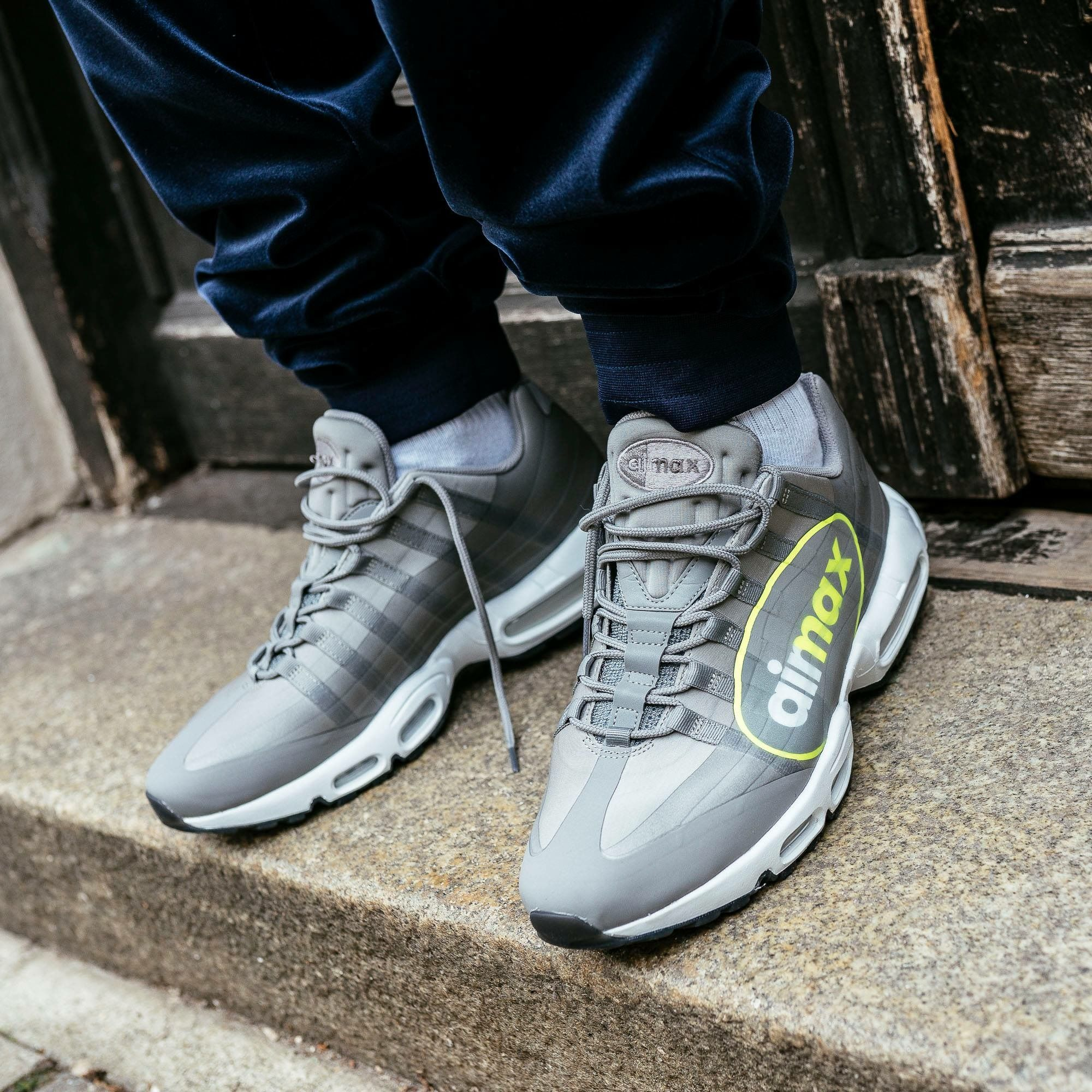 the best attitude 84423 af73d Nike Air Max 95