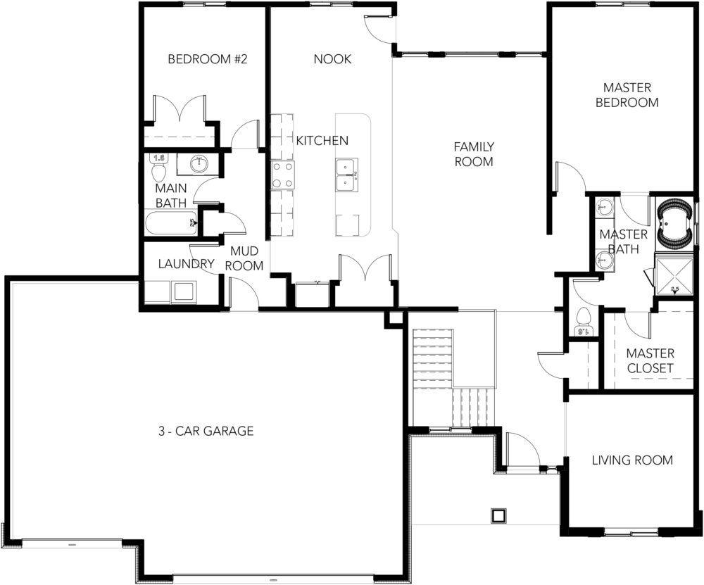 Symphony Homes | Concerto | Home Design| Utah Home builder | ❤My ...