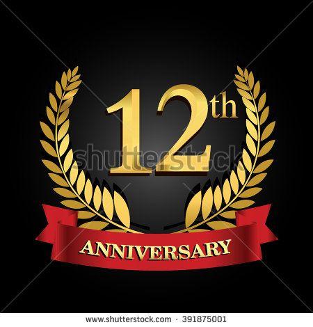 Yuyut Baskoro S Portfolio On Shutterstock Anniversary Logo Anniversary Wishes For Parents Anniversary