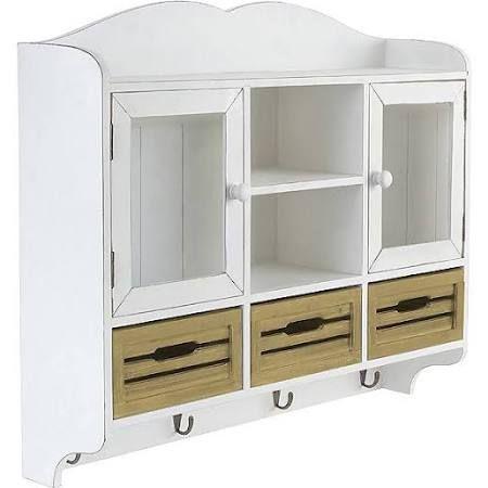 Heine Home Hängeschrank Unisex weiß, Gr ca 65,5\/75\/20,5 cm - küchen unterschrank 100 cm