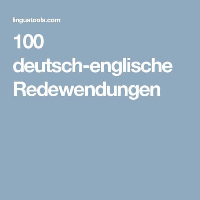 übersetzung sprichwörter deutsch englisch