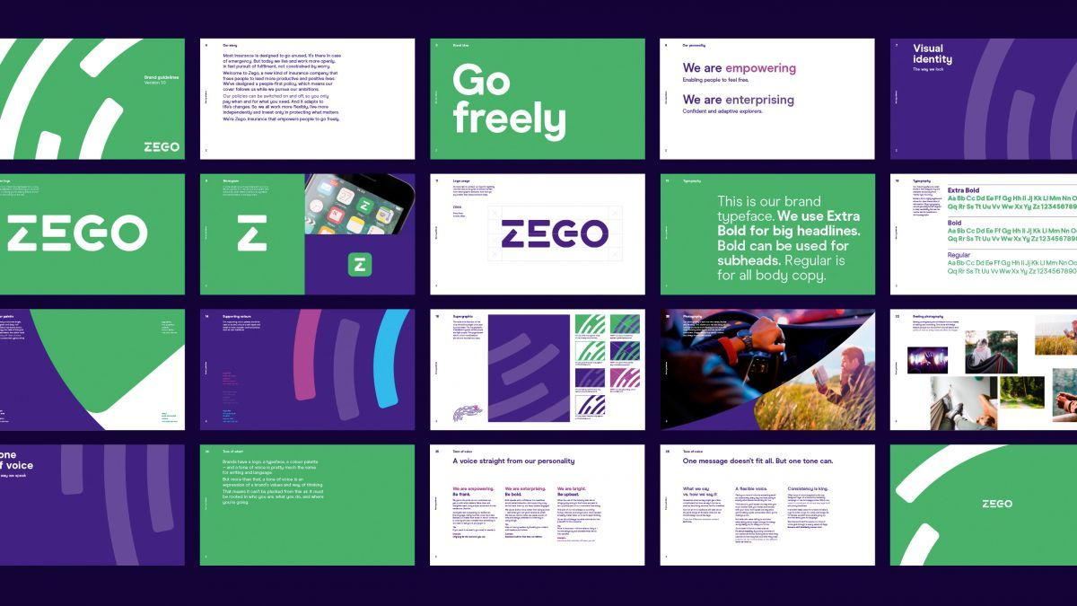 How To Improve Your Digital Typography Brand Guidelines Brand Identity Guidelines Brand Book