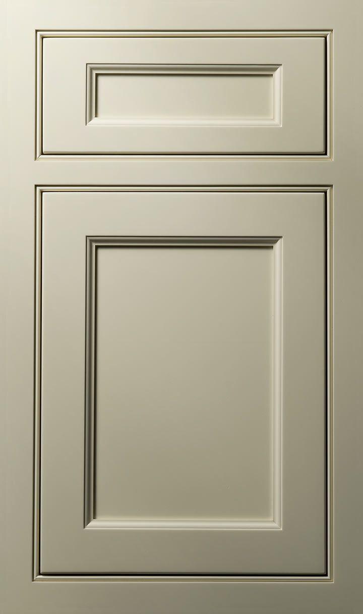 Vogue, upper & lower bath door style; classic,clean lines | Herworth ...