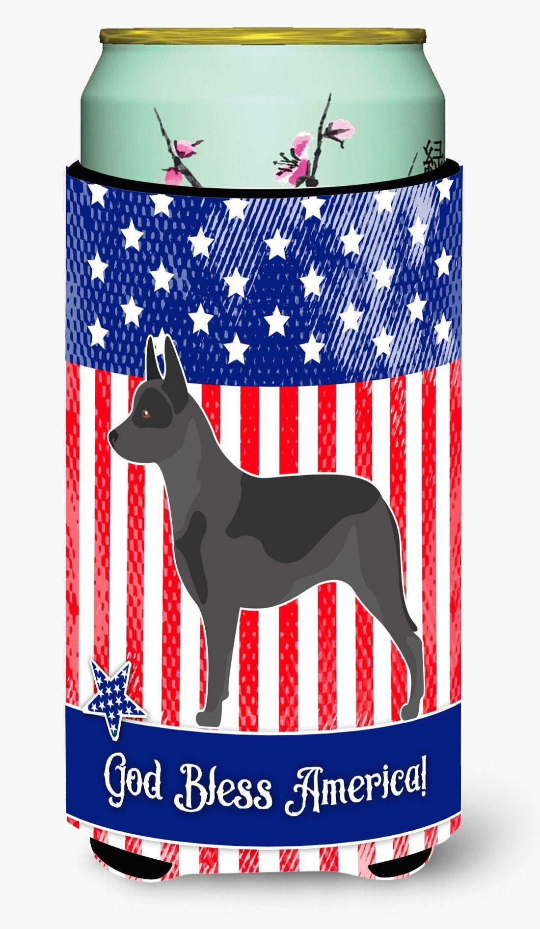 Australian Cattle Dog American Tall Boy Beverage Insulator Hugger