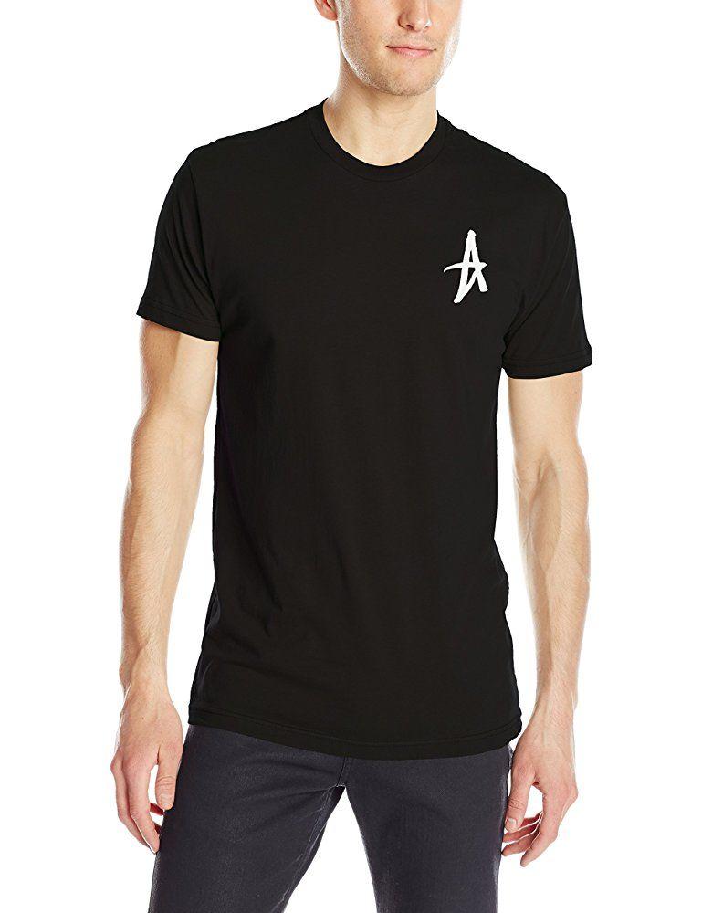 Altamont T-Shirt DECADE ICON TEE BLACK