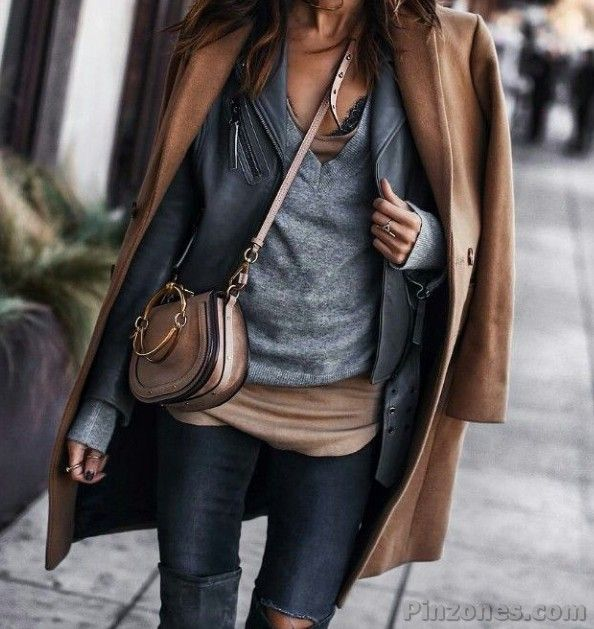 30 Interesting Winter Stylish Outfit Ideas For Beauty Women