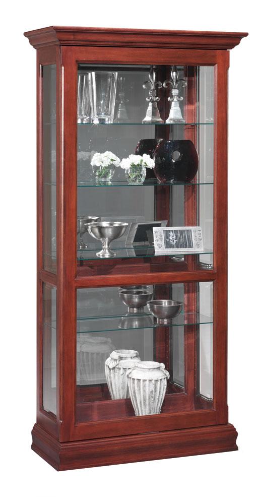 Superieur Sliding Door Curio Cabinet | Jasper Cabinet | Home Gallery Stores