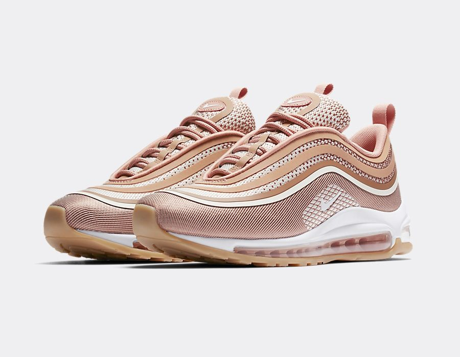 low priced 05813 2ab4f W Air Max 97 Ultra 17 - Metallic Rose Gold