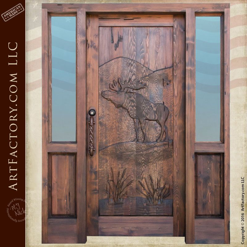Doors Custom Entrances Carved Doors Custom Doors Doors With Transoms Custom Wood Doors Wood Doors Rustic Doors