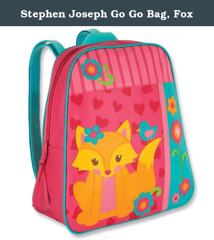 Personalized GoGo Stephen Joseph Backpack Space