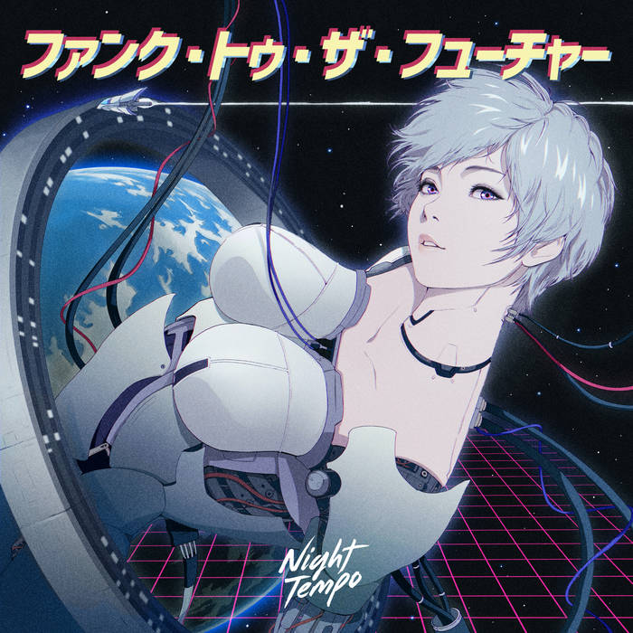 Funk To The Future Night Tempo In 2020 Anime Night City Night